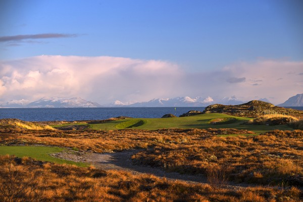 Lofoten Links, Hole 12