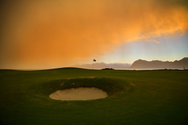 Lofoten Links, Hole 13