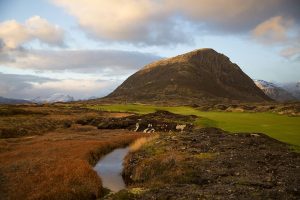Lofoten Links, Hole 15