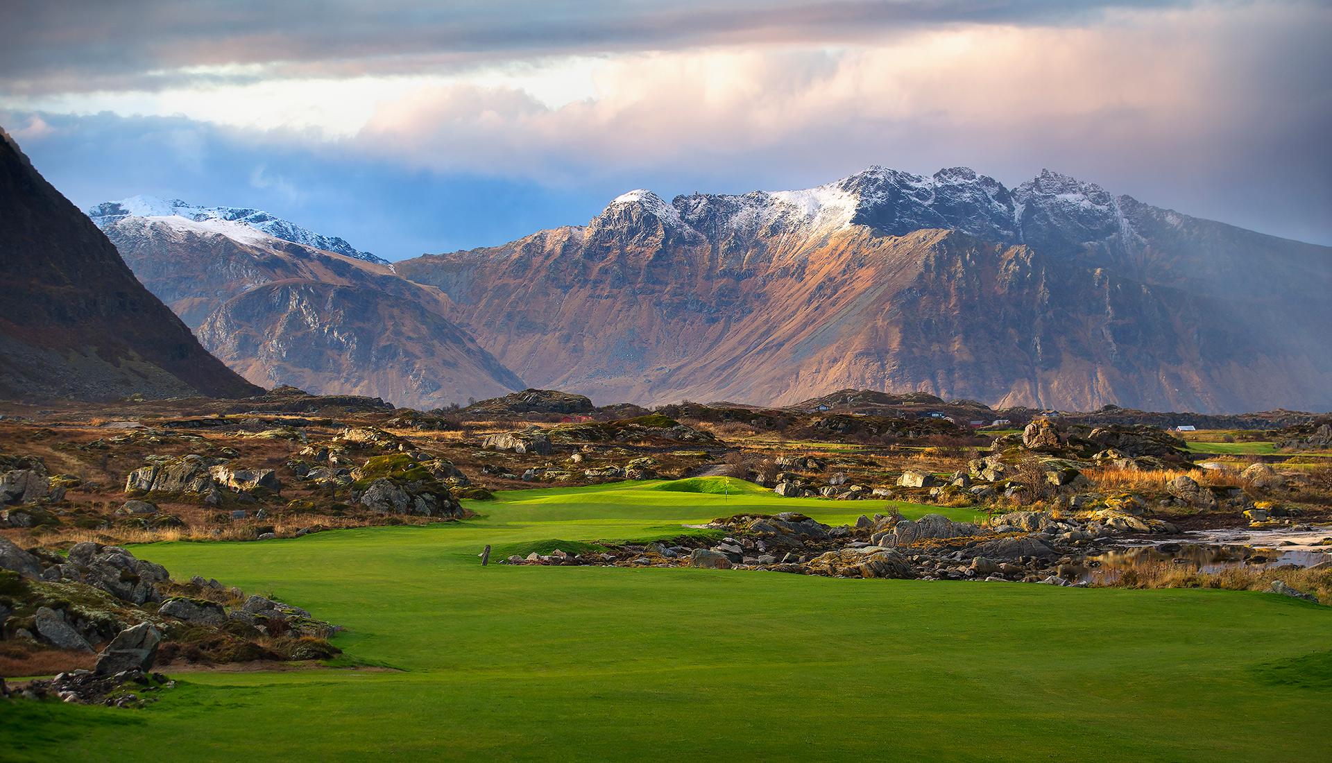 Verdens beste nye golfbane 2015?