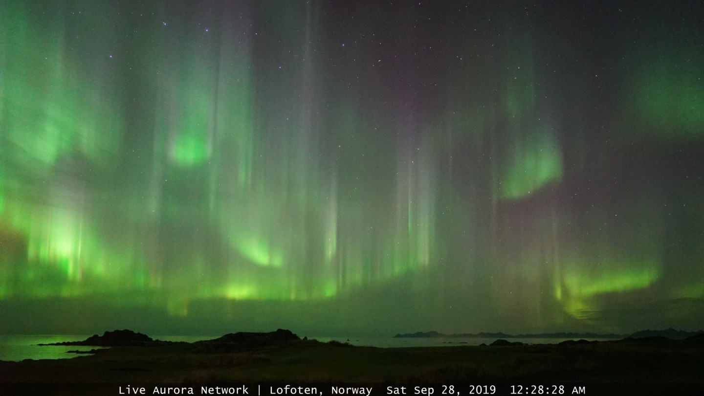 Real Time Northern Lights Alert!