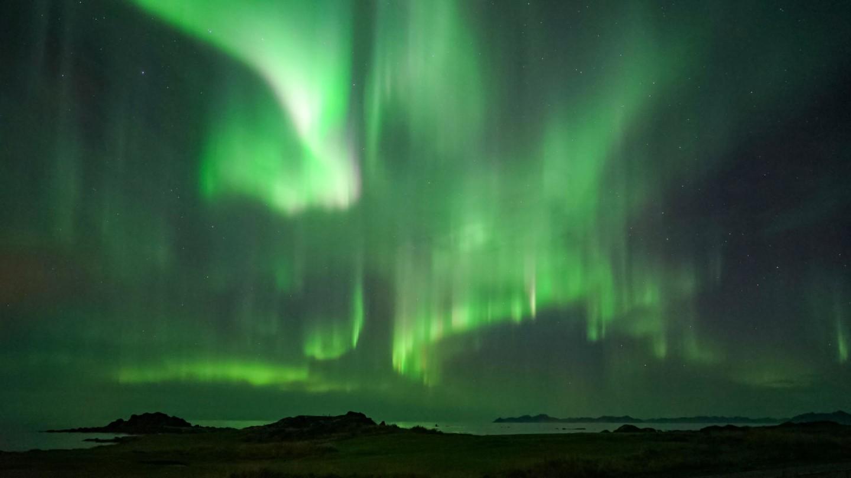 Opplev Nordlyset i Lofoten!