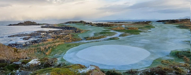 Golf World ranks Lofoten no 1!